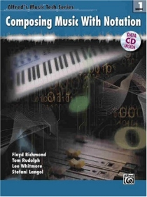 Composing Music With Notation Book (With Data CD)